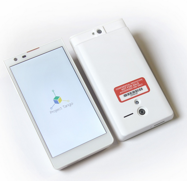 Project Tango: This will be huge